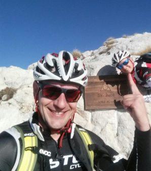 1762 Meter über dem Meer: Auf dem Gipfel des Sveti Jure